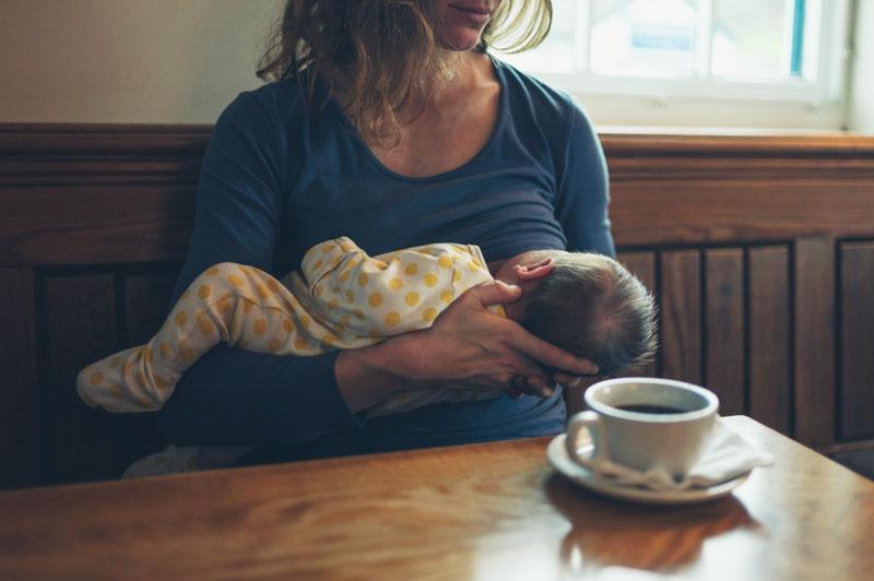 café et allaitement