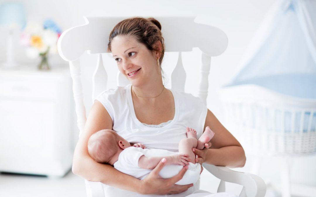 Meilleurs fauteuils d'allaitement pour nourrir bébé avec confort