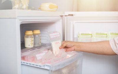 Comment conserver le lait maternel ?