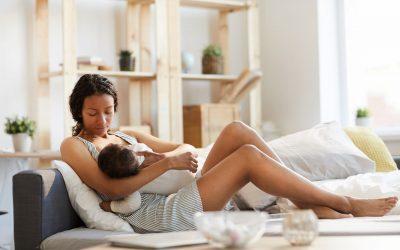 Le sevrage de l'allaitement au sein : quand arrêter d'allaiter ?