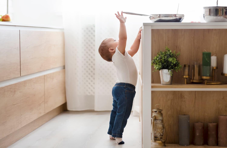sécuriser sa maison bébé