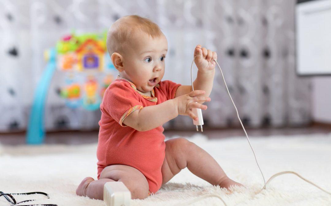 sécuriser maison bébé