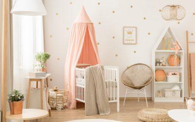 Quelques idées pour bien aménager et organiser sa nurserie