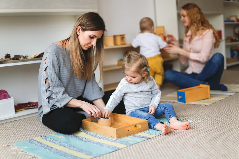 formation montessori en ligne