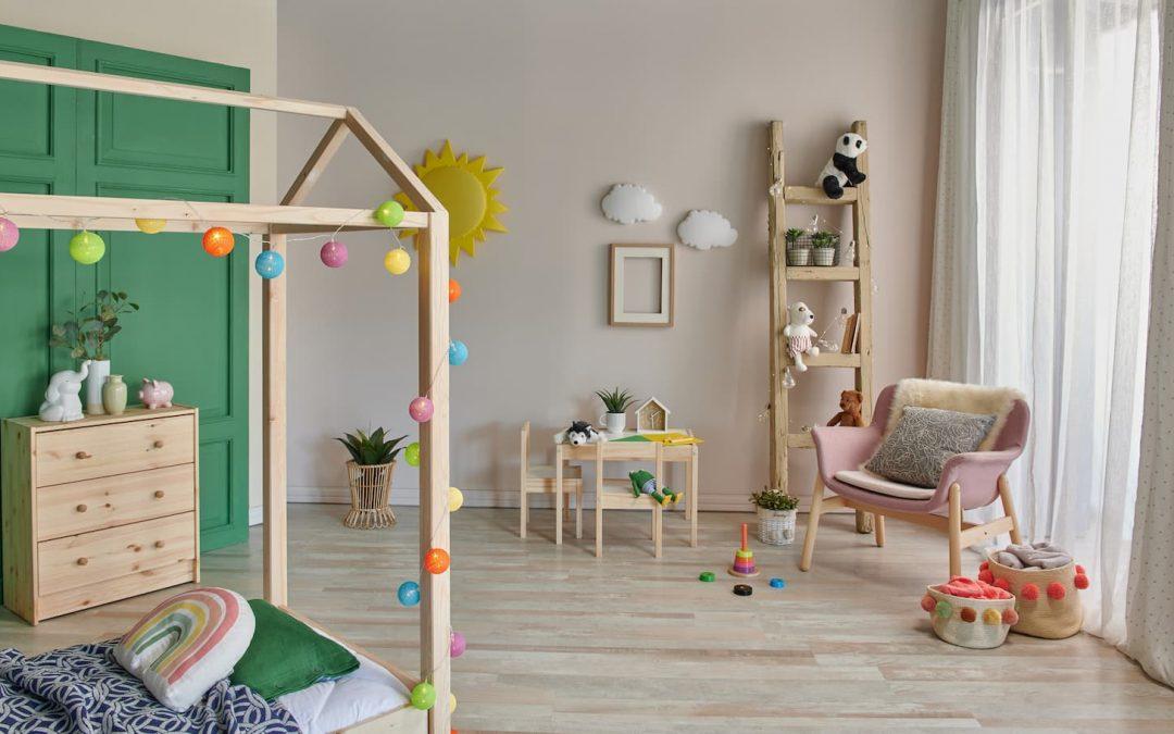 Comment faire une chambre dans l'esprit Montessori ?