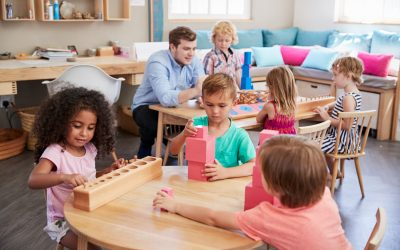 Méthode Montessori : guide pour les nuls